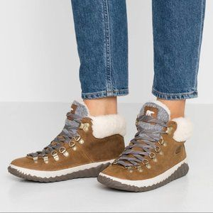 Sorel Out N About Plus Conquest Boots Leather 8.5